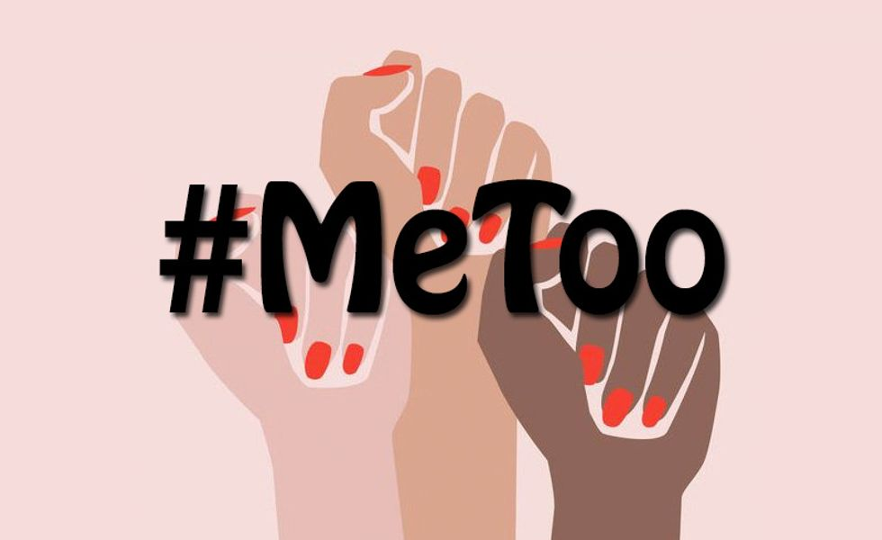 #MeToo: You're Not Alone, Which Is Not Okay