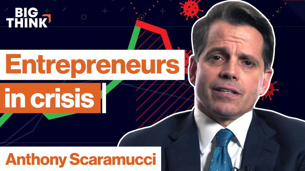 Anthony Scaramucci: How entrepreneurs can manage fear in times of crisis