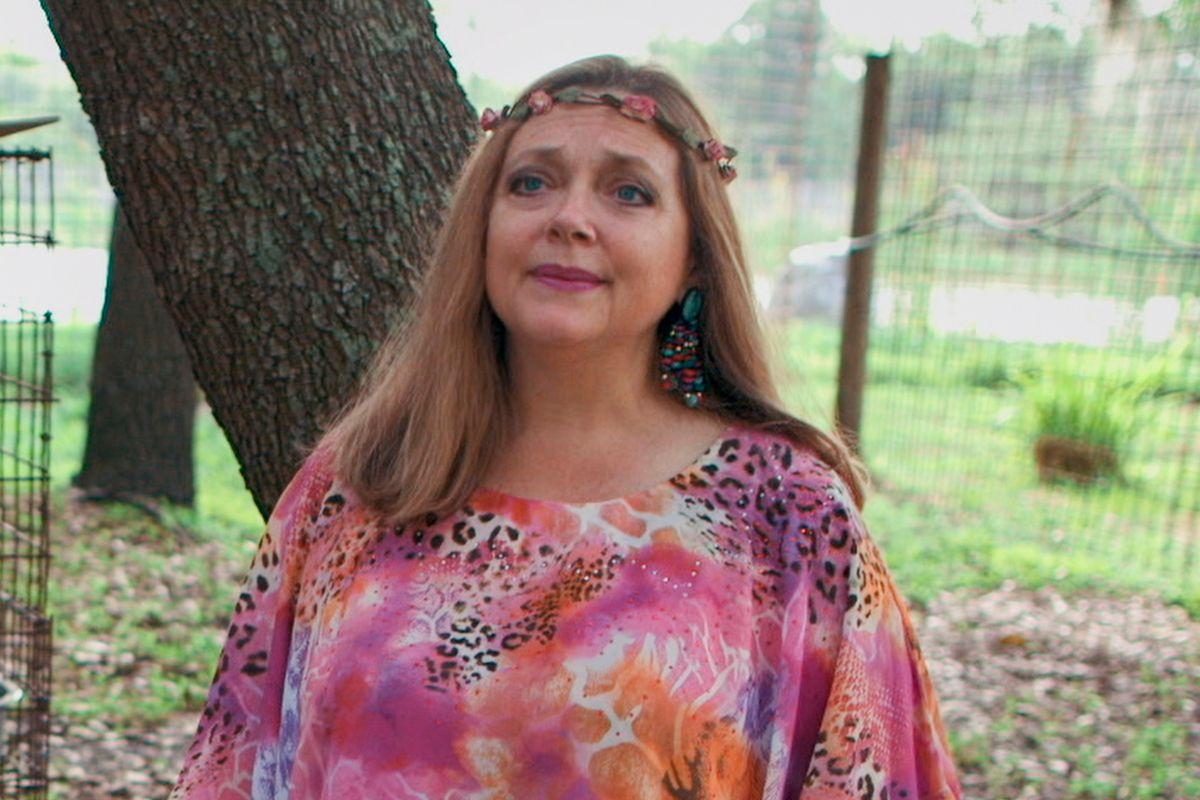 Carole Baskin Now Owns Joe Exotic's Former Zoo