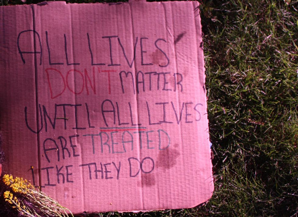 If You're Still Posting #AllLivesMatter After George Floyd, You Don't See Your Own Privilege