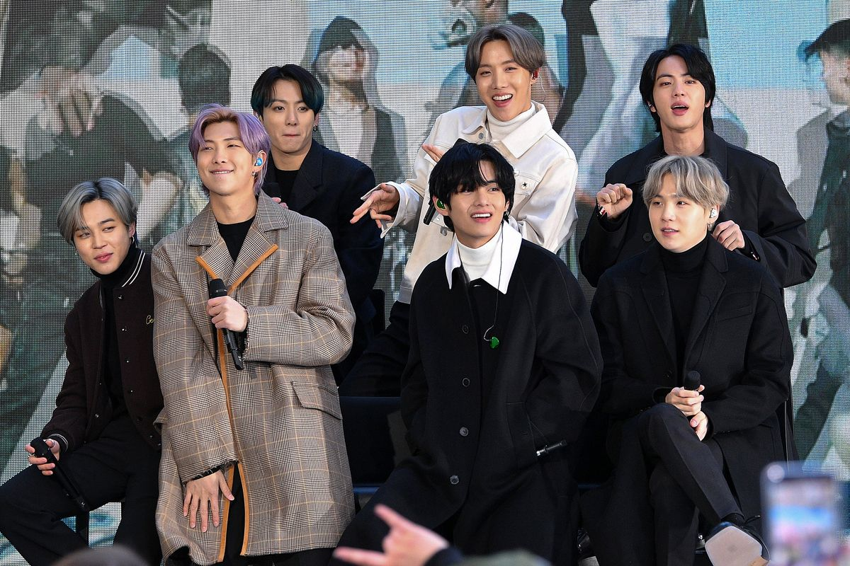 BTS Donates $1 Million to Black Lives Matter