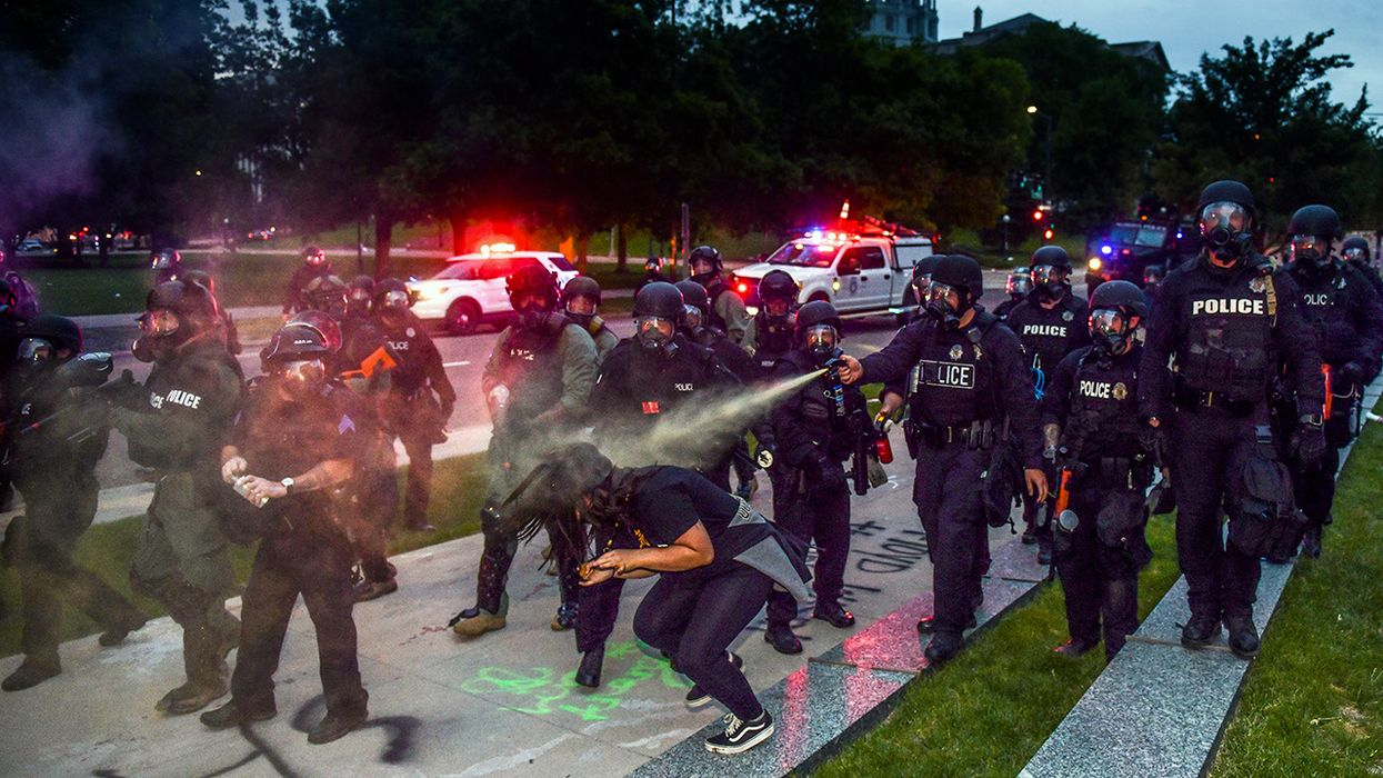 Federal Judge Bars Denver Police From Using Chemical Weapons on Protesters