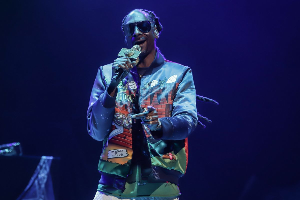 Snoop Dogg Is Voting for the First Time Ever