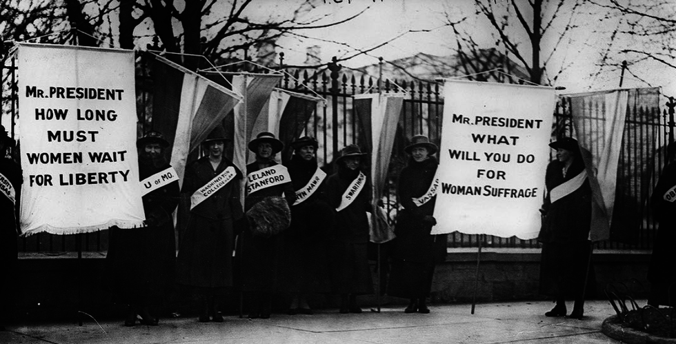 It's Been 101 Years Since The 19th Amendment Did Basically Nothing For Women Of Color