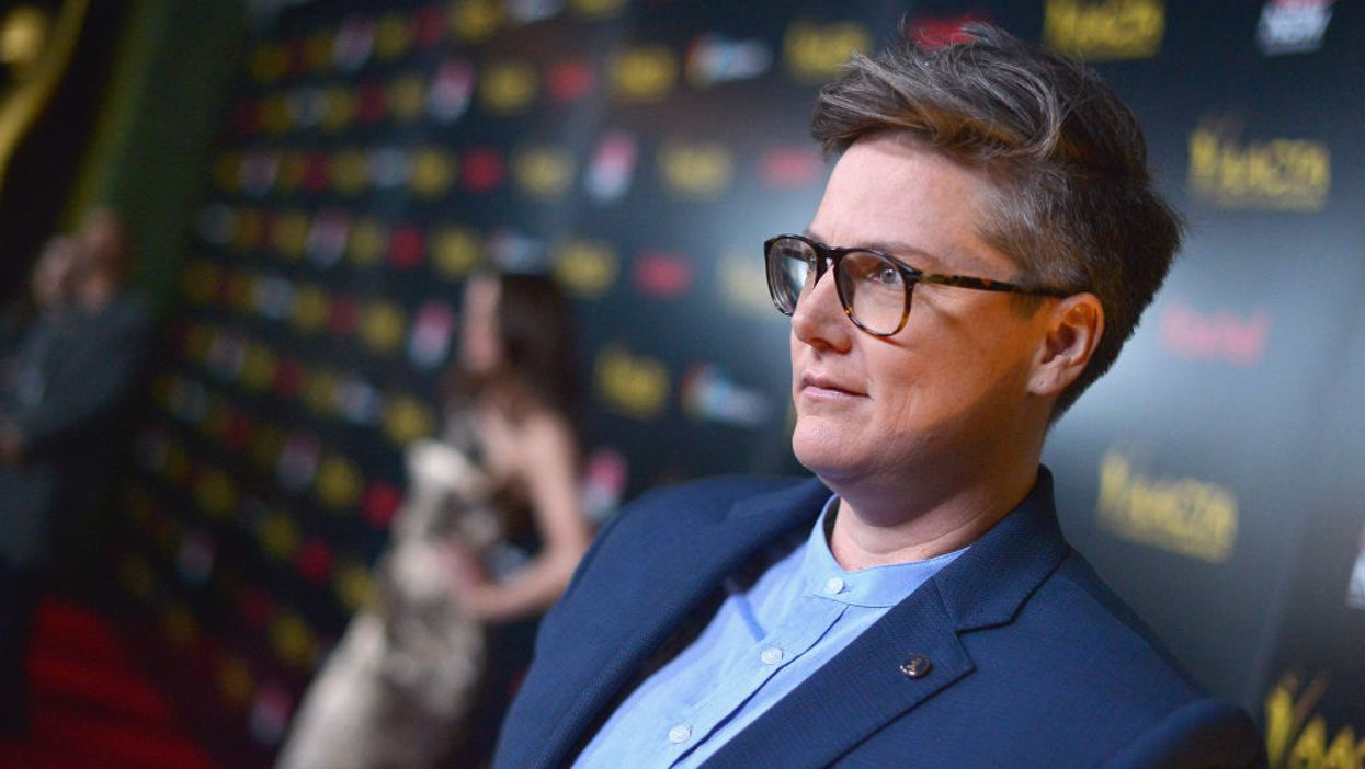 Hannah Gadsby has a message for anti-vaxxers