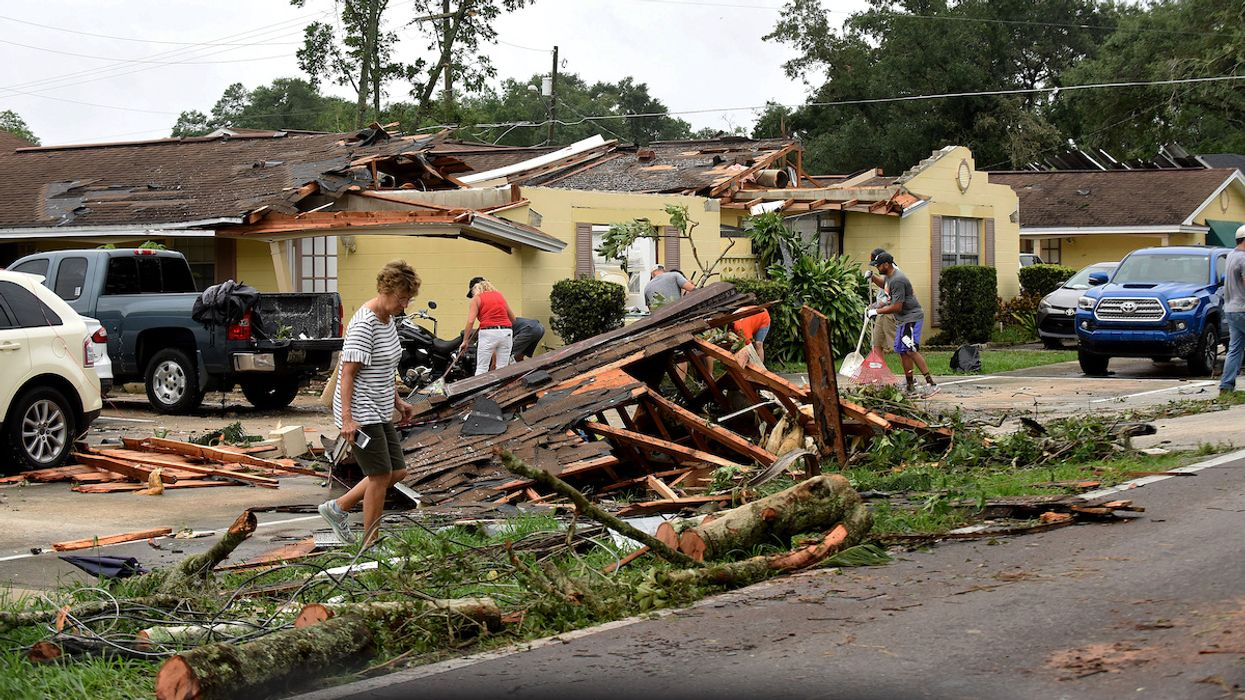 Tropical Storm Cristobal Brings Flooding and Tornadoes to Gulf Coast
