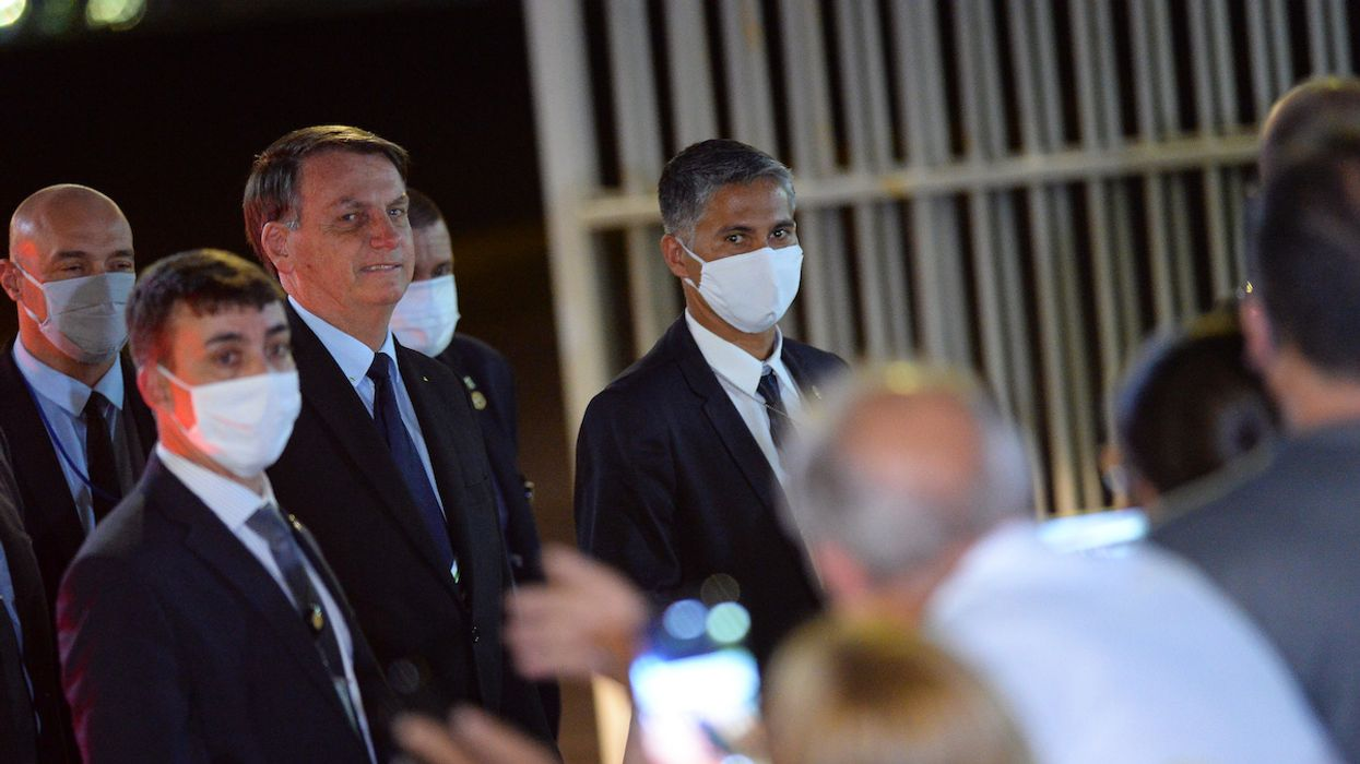 ​In 'Totalitarian' Move, Brazil's Bolsonaro Removes Death and Case Totals From Coronavirus Website