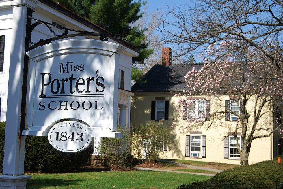 An Open Letter To Miss Porter's