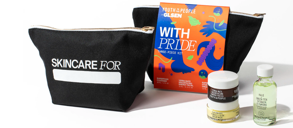 This Superfood Skincare Brand Is Donating 100 Percent Of Profits From Their Pride Kit To LGBTQ Education