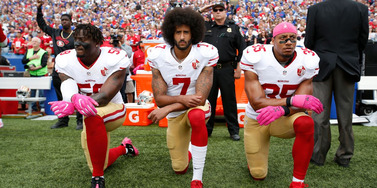 The Problem With the NFL's Apology to Colin Kaepernick