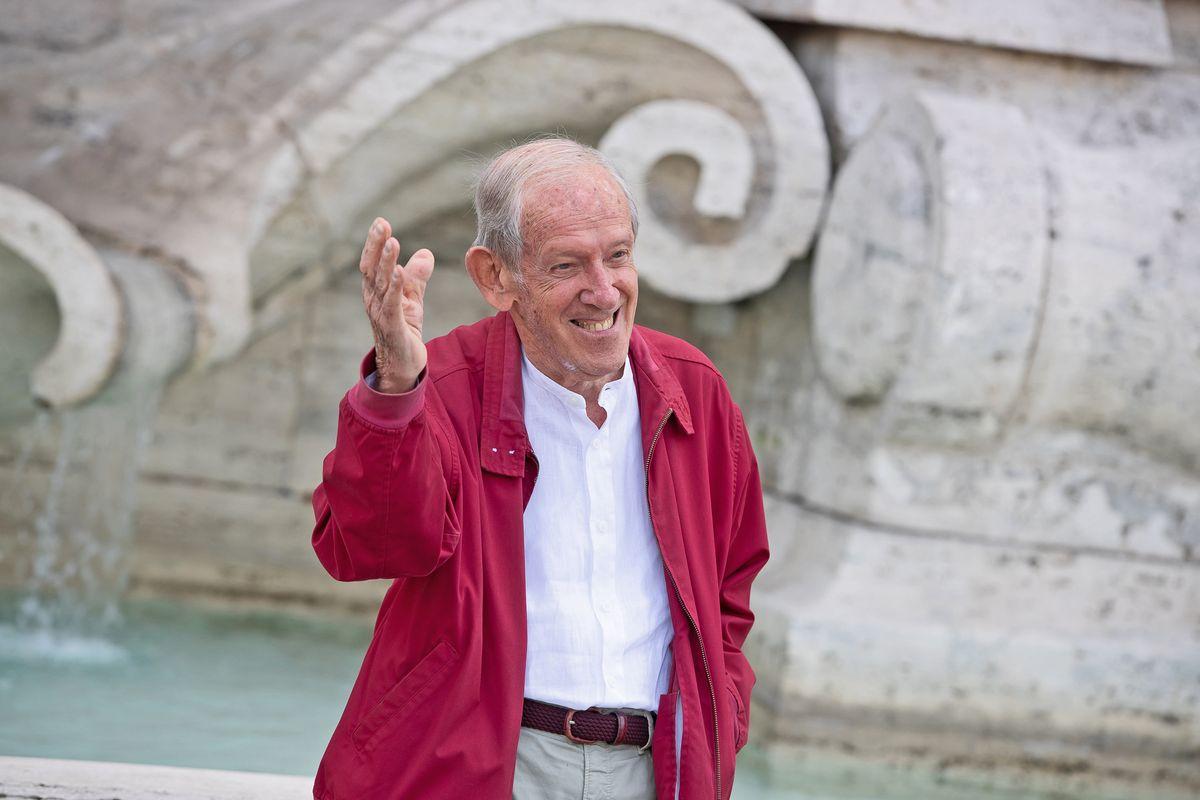 Enzo Garinei: «Io un mito? No, ma ora sono la voce di Dio»