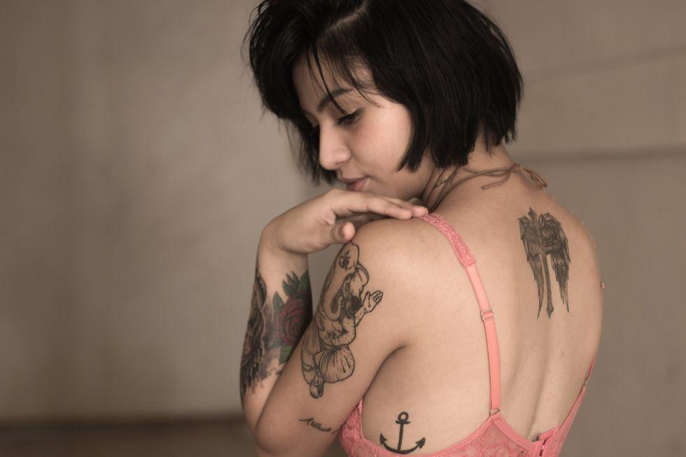 Tattoo decision