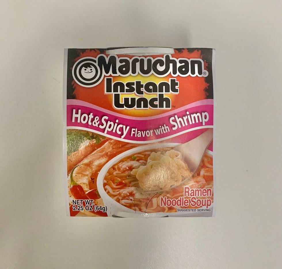 Maruchan Spicy Shrimp Ramen: Hot Or Not?