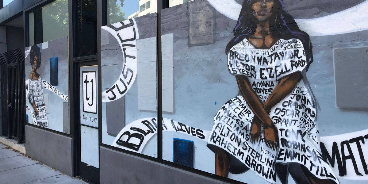 Shop For Good Support The Bay Area S Black Fashion Designers Boutiques Beauty Brands 7x7 Bay Area
