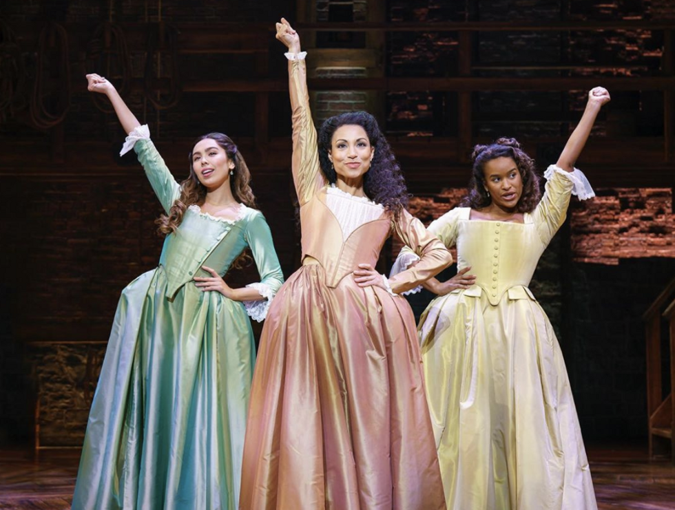 25 Lyrics From 'Hamilton' That Perfectly Sum Up America Right Now