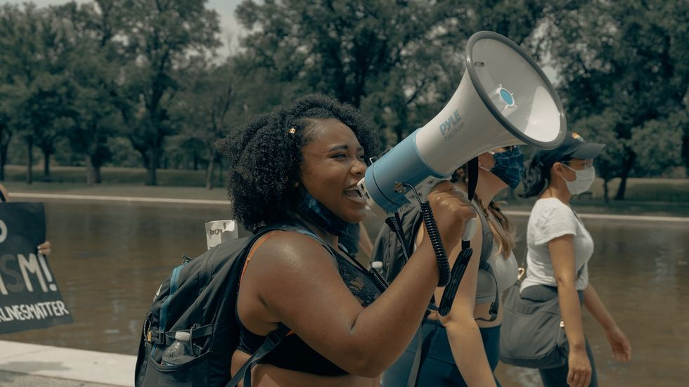 A Black Woman's Response To White People's Takes On The Black Lives Matter Protests