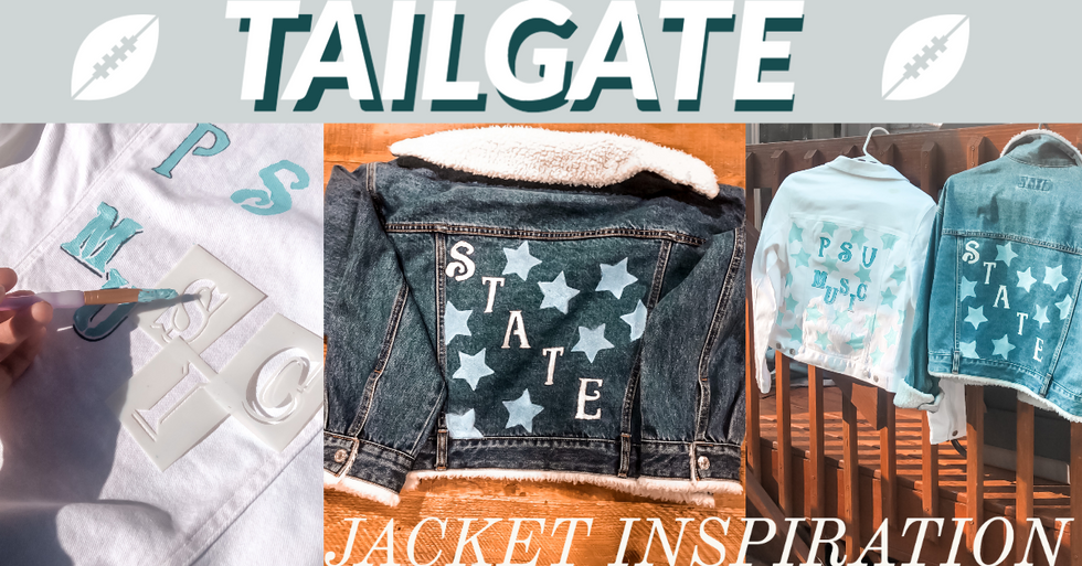 Get Ready For Tailgates With These Eye-Catching DIY Jackets