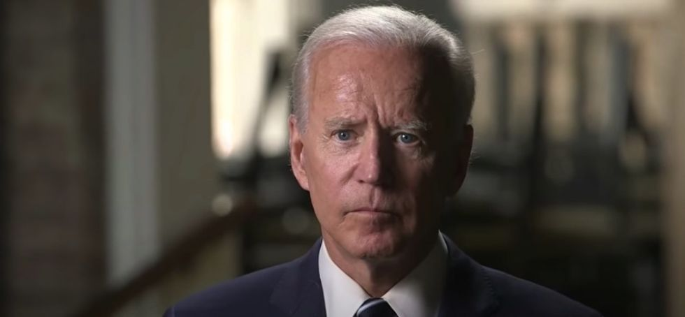 Biden Floats $300 Million To 'Reinvigorate' Policing As Protesters Want To 'Defund The Police'