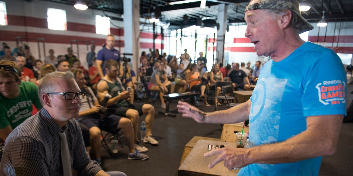 CrossFit CEO Steps Down Amid Backlash From Leaked Zoom Call