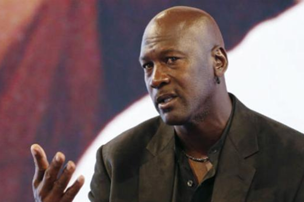Michael Jordan used to avoid politics. Now he's giving $100 million to improve 'racial equality.'