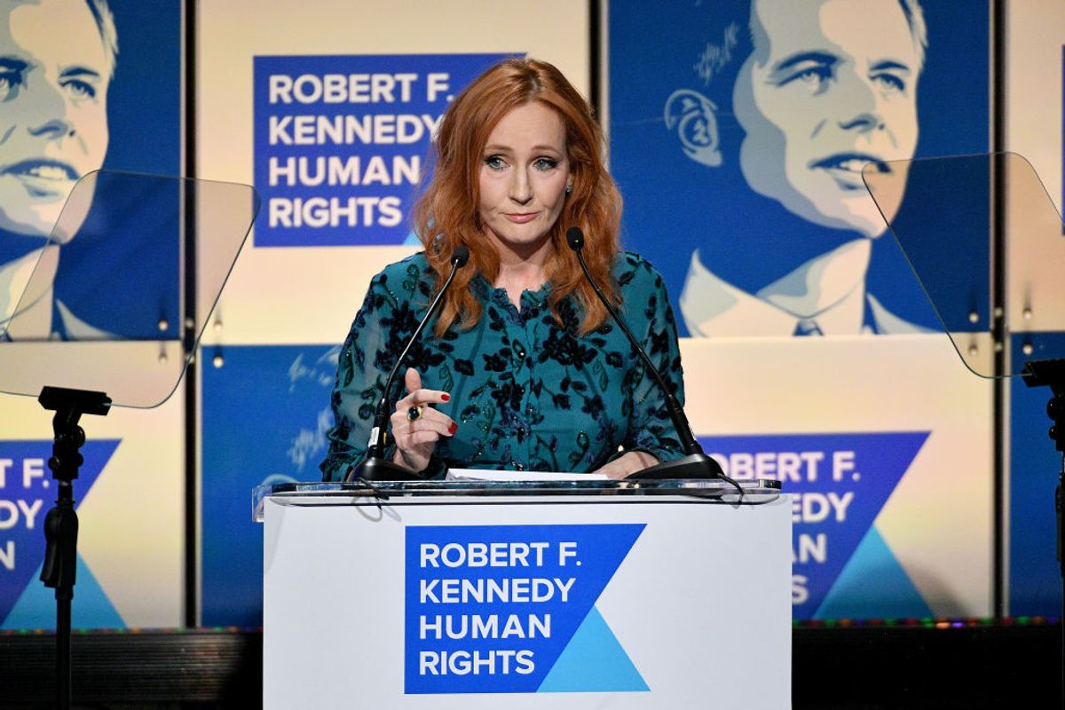 J.K. Rowling Pens Personal Essay on TERFs, Twitter Reacts