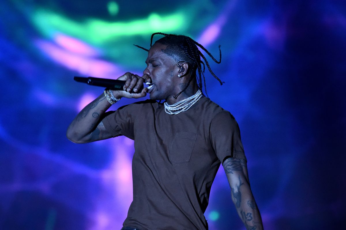 Which Travis Scott Track May Be Stolen?