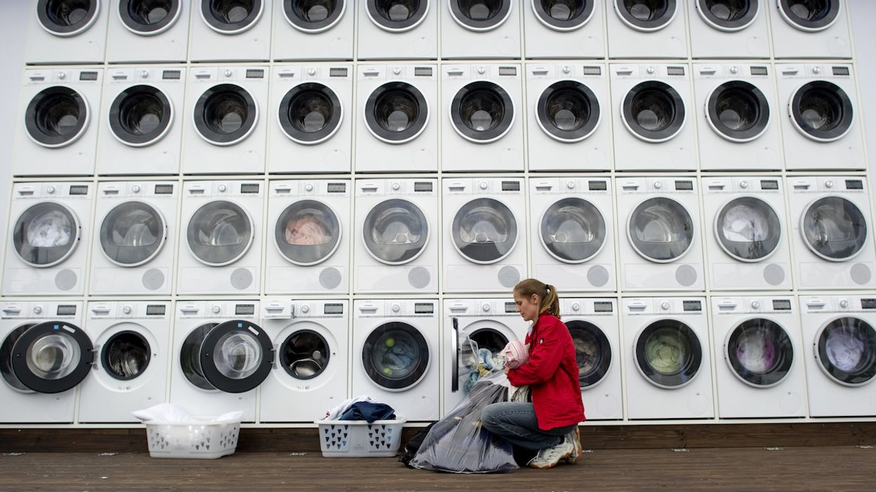 Changing Laundry Habits Could Eliminate Thousands of Tons of Ocean Pollution