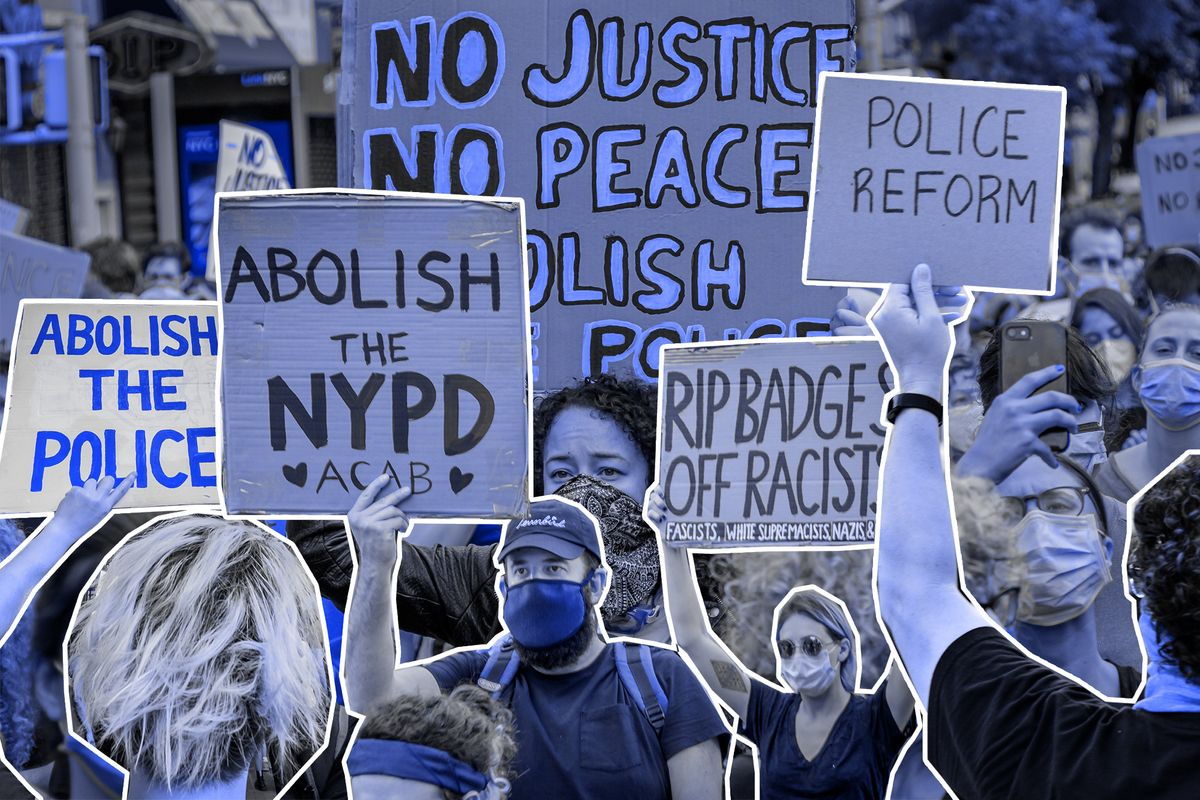 How Police Abolition Became a Mainstream Idea Overnight