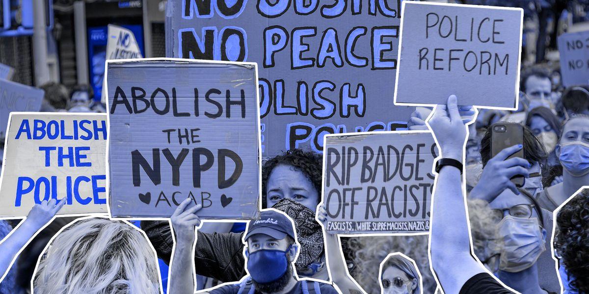 How Police Abolition Became a Mainstream Idea Overnight