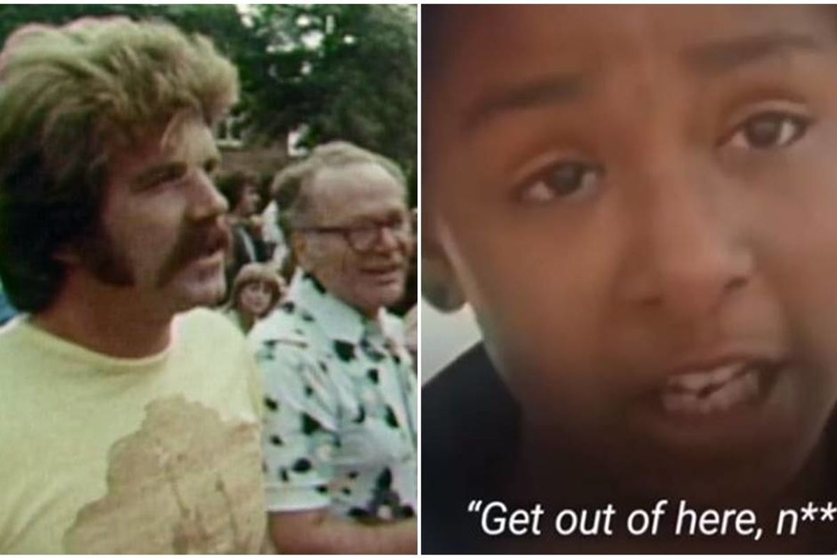 A 'rediscovered' video on racism in 1970s small-town New York has taken over social media