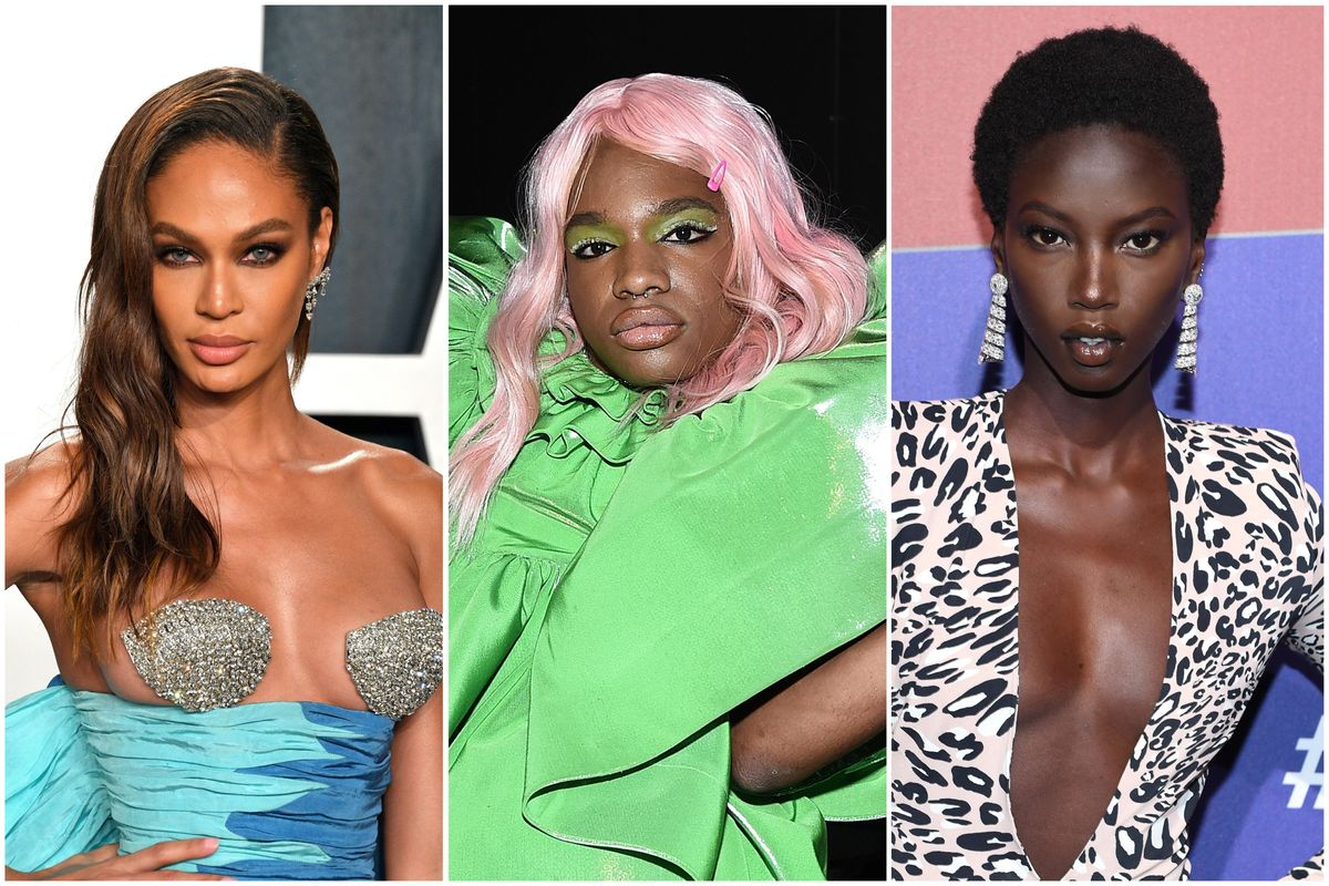 Black Models Are Coming Forward Against Racism in Fashion