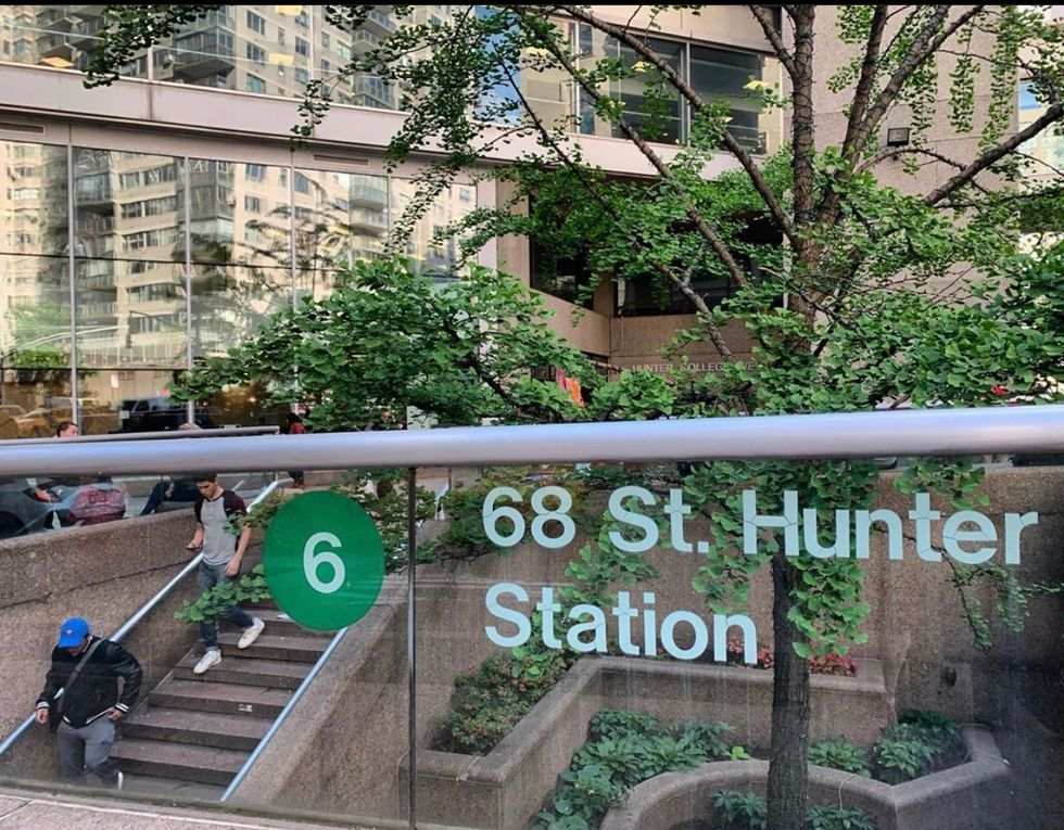 14 Things Incoming Freshmen Can't Learn About Hunter College On A Zoom Call This Fall