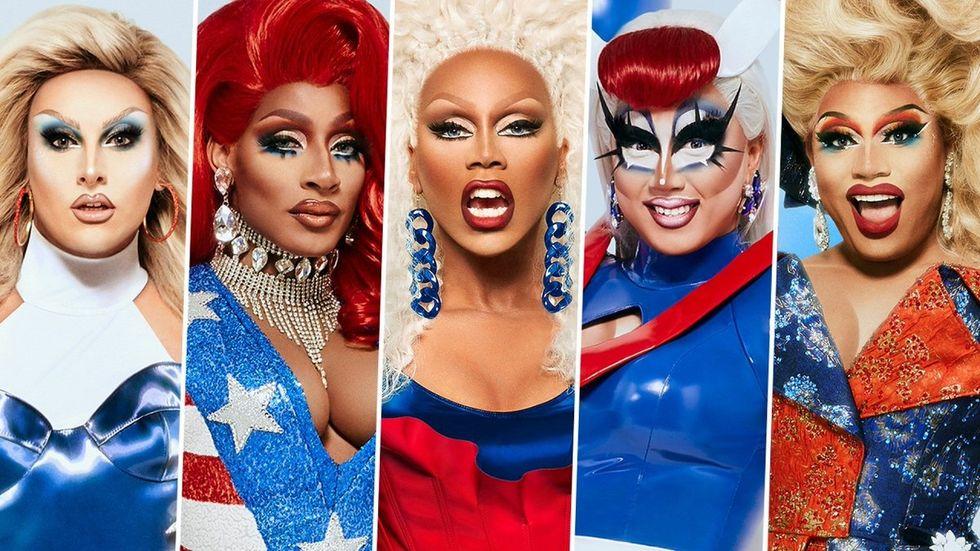 Full-Watch RuPaul's Drag Race All Stars Season 5 Episode 2 Online Free