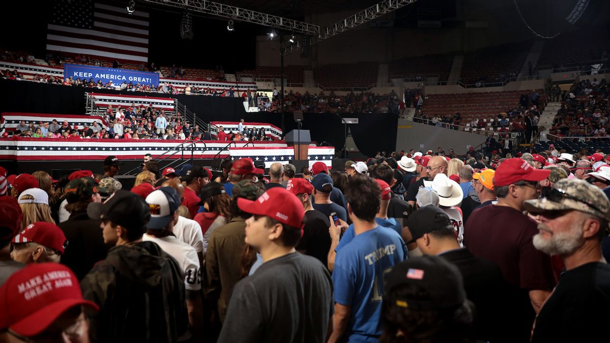 Attendees at Trump's First Rally Since March Can't Sue if They Get Coronavirus