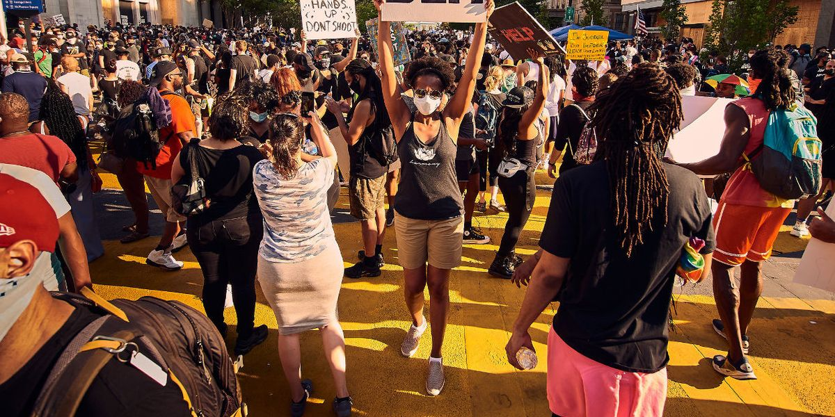 Black Lives Matter COVID-19