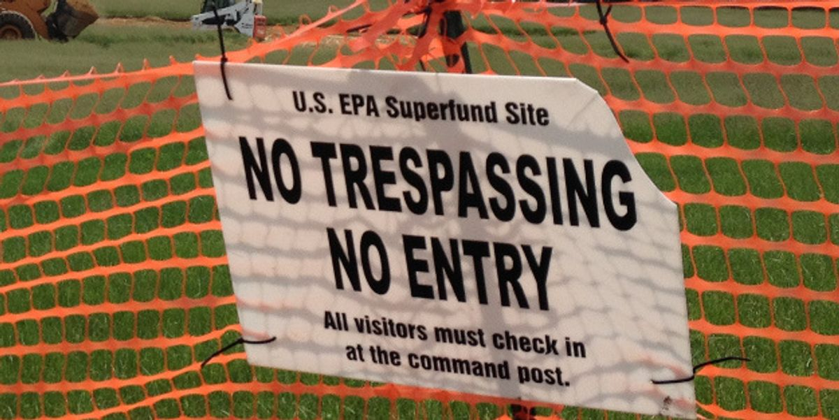 The more they dig, the more they find: DDT cleanup continues for mid- Michigan town.