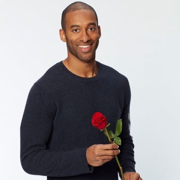 Matt James Is the First-Ever Black 'Bachelor' in 25 Seasons