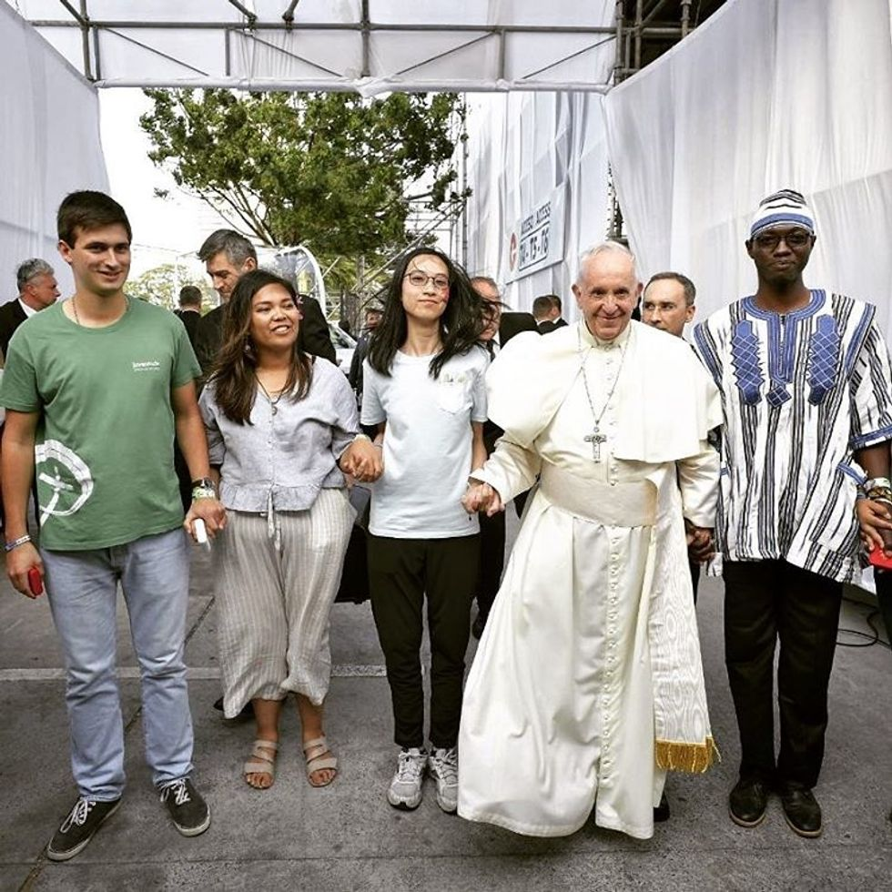 Pope Francis' Call To End Racial Inequality Is Something That Every Catholic Needs To Listen To