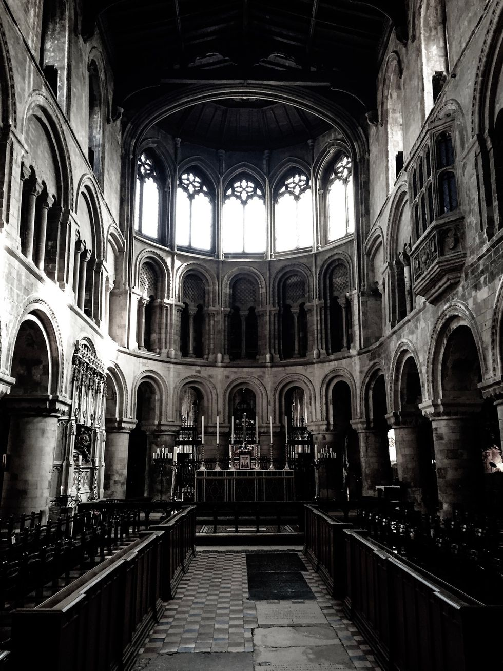 How a King's Jester Built London's Oldest Church