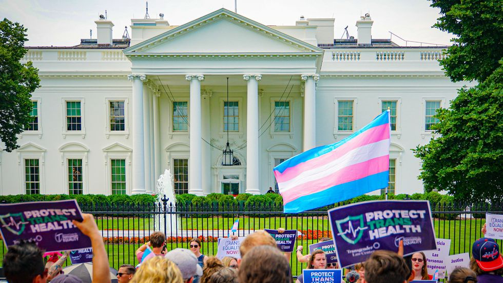 'Religious Freedom' Is No Excuse For Trump To Remove LGBTQ Health Protections