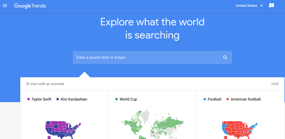 How To Use 'Google Trends' To Create Search-Friendly Content