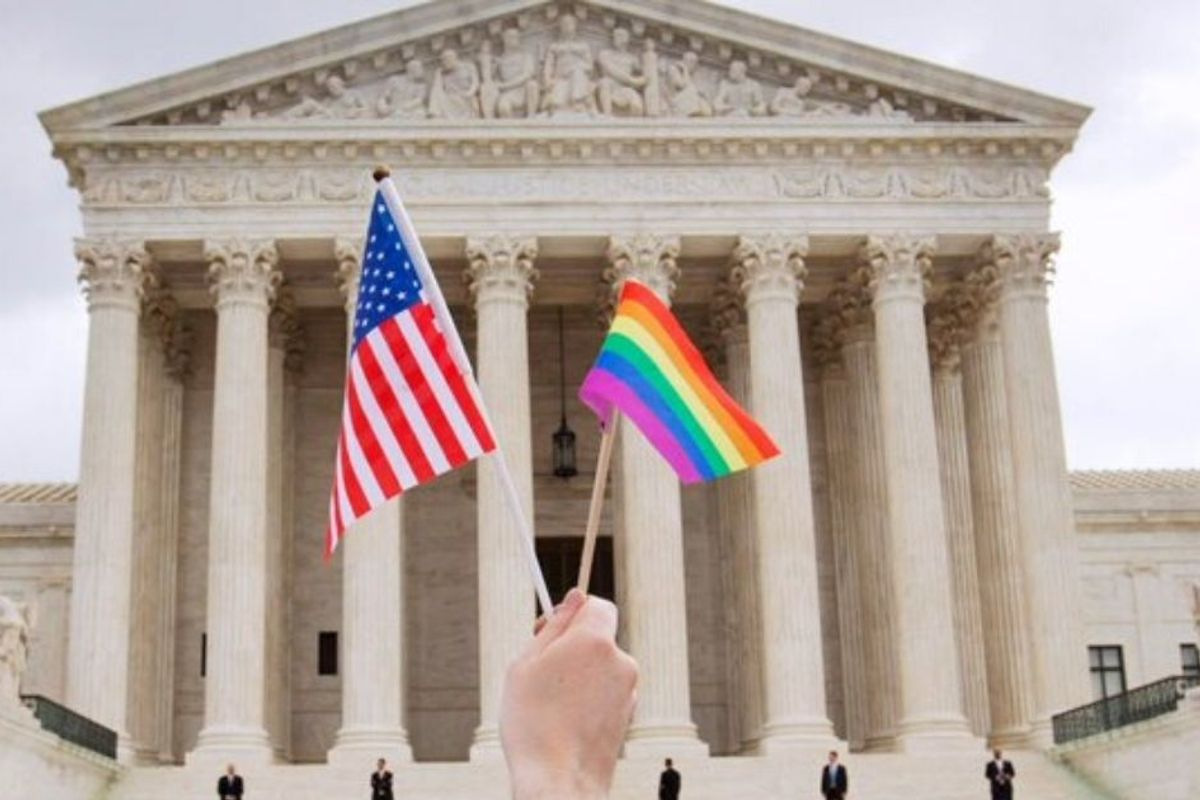 Two conservative justices pushed the Supreme Court to its historic LGBTQ+ decision