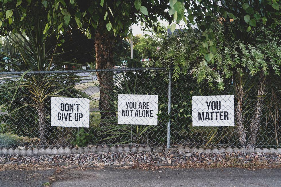 Remember, You Matter