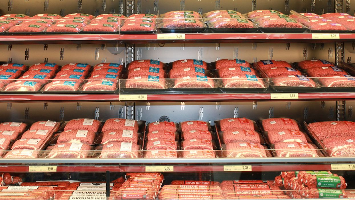 ​Nearly 43,000 Pounds of Ground Beef Recalled Over E. Coli Fears