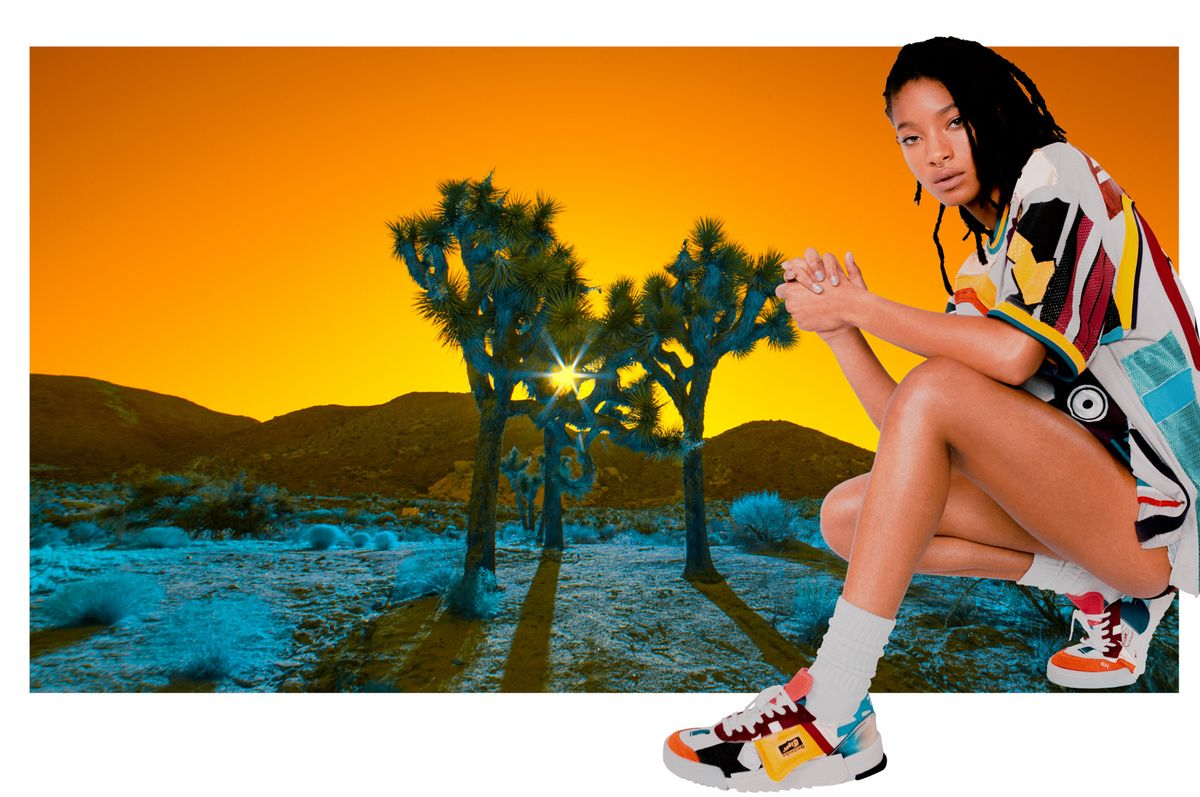 Willow Smith Is the Face of Onitsuka Tiger's New Campaign