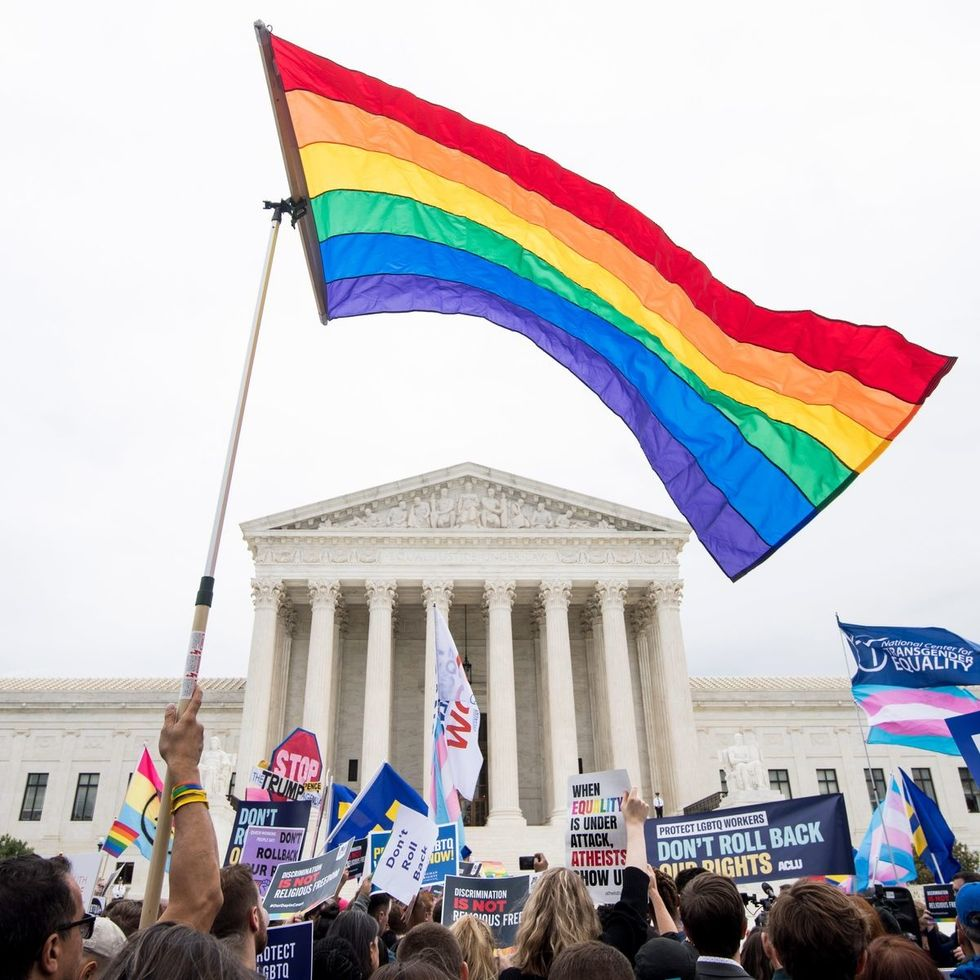 LGBTQ+ Rights Are Now Protected In The Workplace