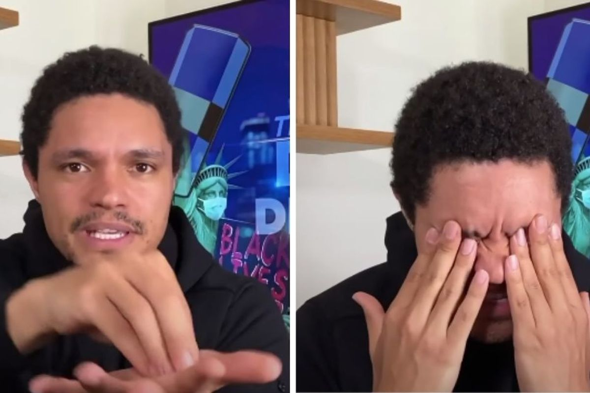 Trevor Noah explains why Rayshard Brooks shouldn't have died at the hands of the police