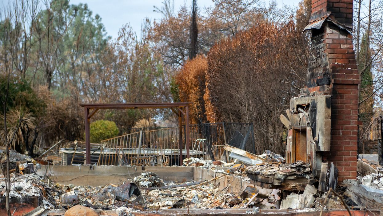 PG&E Pleads Guilty to 84 Counts of Manslaughter in Camp Fire
