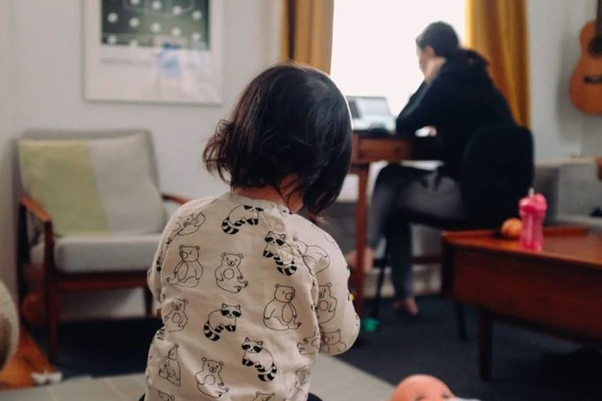 Without child care, work and family are impossible
