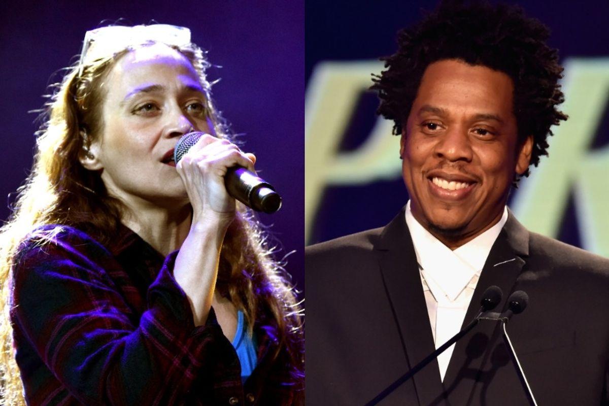 Jay-Z Fucks With Fiona Apple